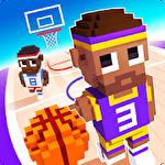 Blocky basketball Symbol