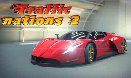 Traffic nations 2 icon