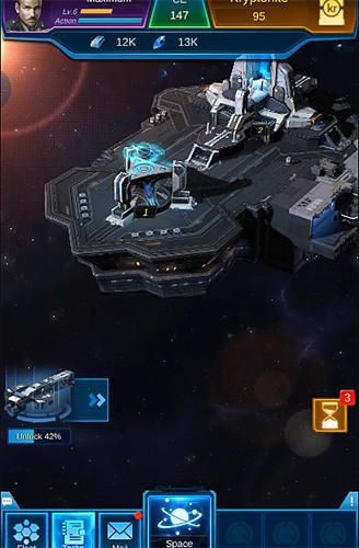 Galaxy battleship für Android