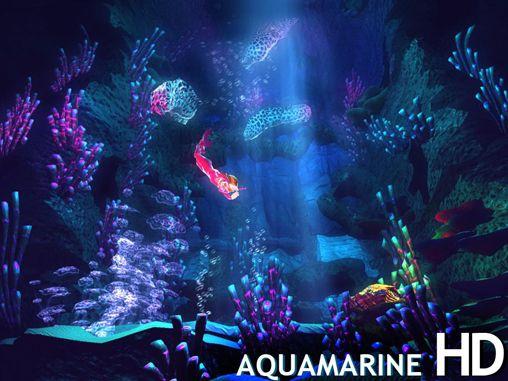 logo Aquamarine