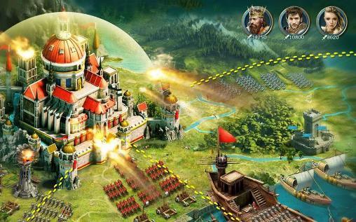 Fantasy Age of kings auf Deutsch