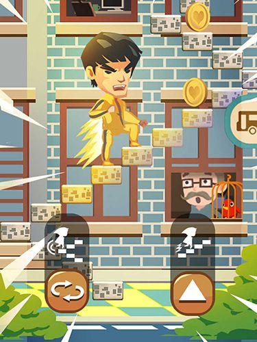 Arcade-Spiele: Lade Stufen Surfer auf dein Handy herunter