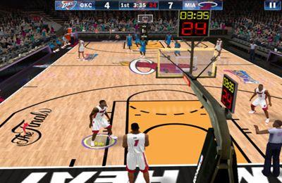 NBA 2K 13 pour iPhone gratuitement