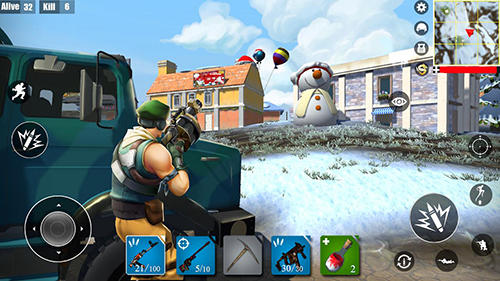 Battle destruction screenshot 1