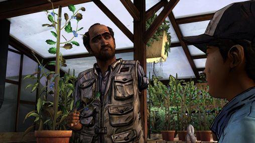 Interaktiven Kino-Spiele The walking dead: Season 2 Episode 3. In harm's way auf Deutsch