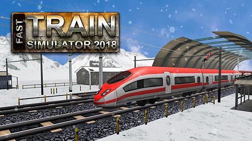 Fast train simulator 2018 icono