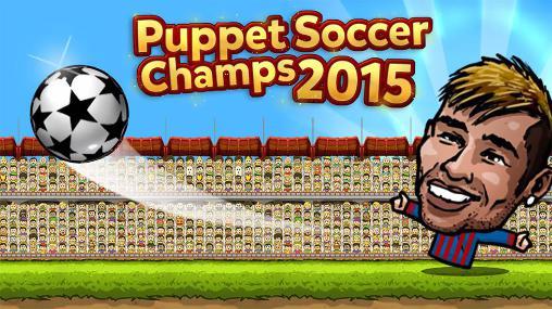 Puppet soccer champions 2015 Symbol
