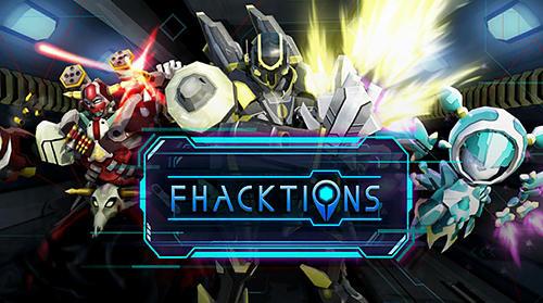 Fhacktions go: GPS team PvP conquest battle Screenshot