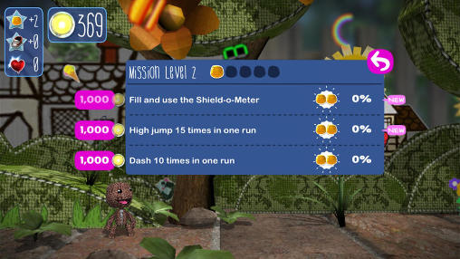 Run Sackboy! Run! for Android