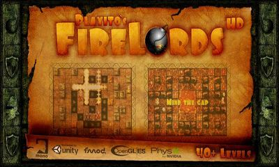 FireLords HD captura de pantalla 1