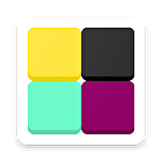 Color tiles Symbol