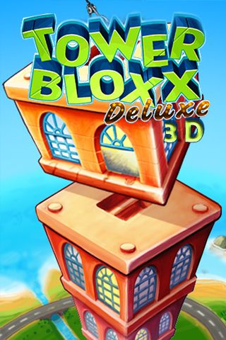 logo Tower Bloxx: Deluxe 3D
