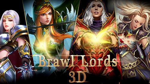 Capturas de tela de Brawl lords