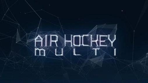Multi air hockey icon