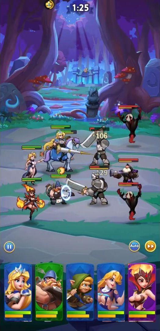 Mega Champions скриншот 1