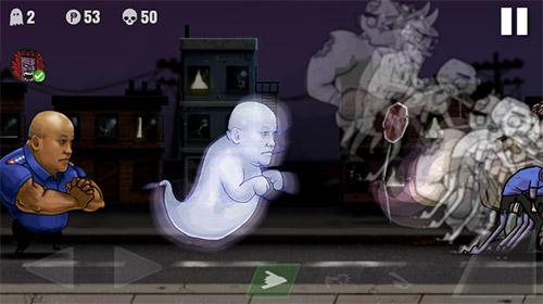 Zombiespiele Police vs zombies auf Deutsch