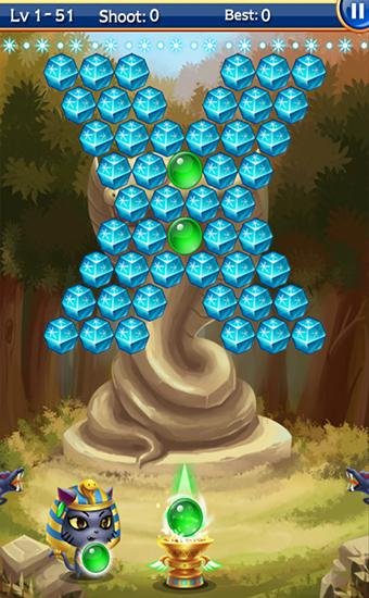 Bubble Egypt for Android