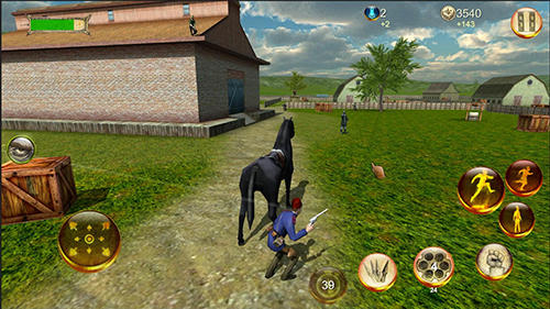 Zaptiye: Open world action adventure para Android