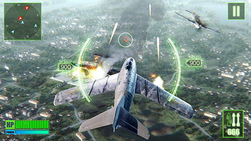 Frontline warplanes скріншот 1