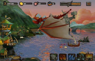 Vikings vs. Dragons in English