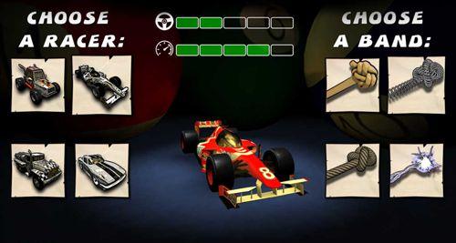 Screenshot Swing Raser auf dem iPhone
