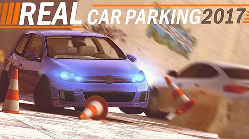Real car parking 2017 скриншот 1