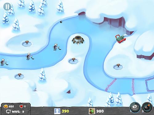 Скриншот Дополнительный рывок на Айфон