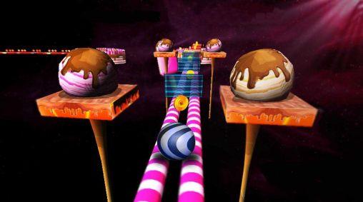 Juegos de arcade 3D ball free 2 para teléfono inteligente