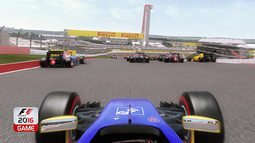 Formula 1 2016 game captura de tela 1