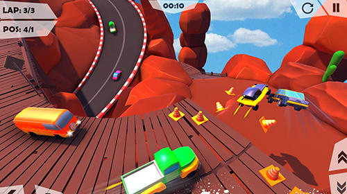 Hot wheels: Mini car challenge für Android