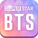 Super star BTS ícone