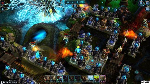 Strategie Prime world: Defenders für das Smartphone