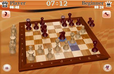 Multiplayer: Lade Schach Klassik auf dein Handy herunter