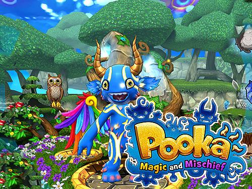 Pooka: Magic and mischief icône