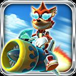 Rocket racer Symbol