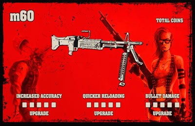 Action games: download Call of the Zombie Sbombers to your phone