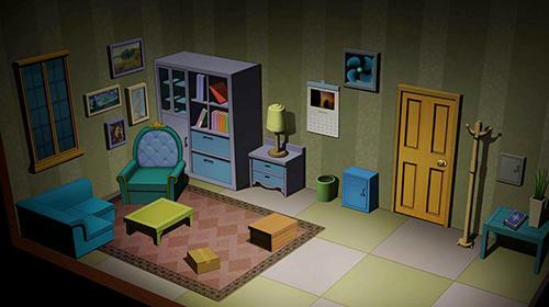 13 puzzle rooms: Escape game für Android