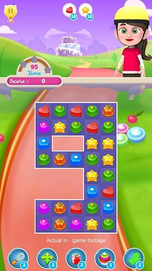 Cake jam screenshot 2