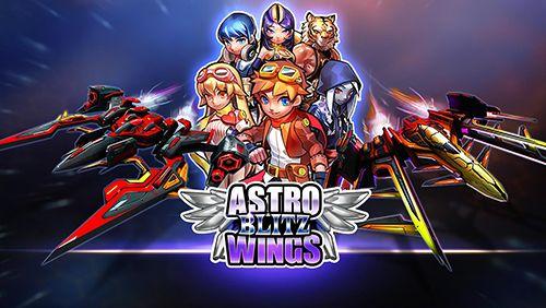 logo Astroflügel: Blitz