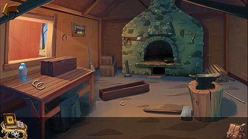 Mystery of New western town: Escape puzzle games für Android