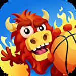 Mascot dunks icône
