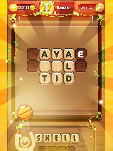 Word bright: Word puzzle game for your brain für Android
