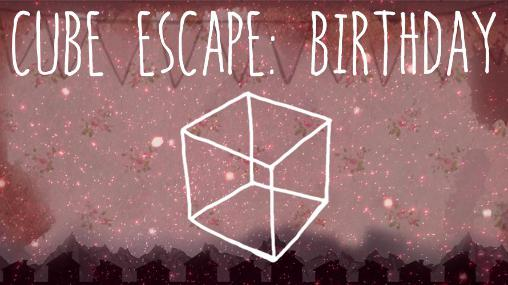 Cube escape: Birthday Screenshot