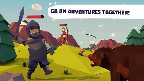 Actionspiele Survival craft online für das Smartphone