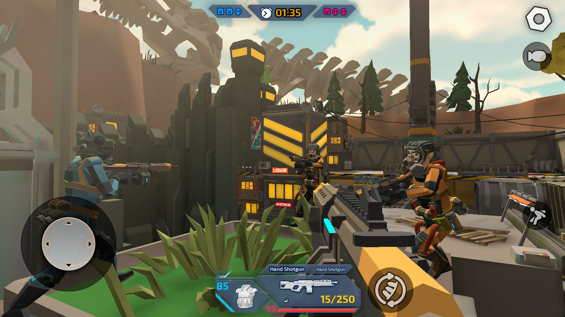 CALL OF GUNS: survival duty mobile online FPS para Android