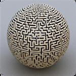 Labyrinth 3D maze ícone