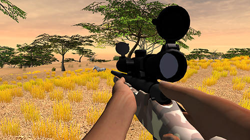 Safari hunting 4x4 para Android