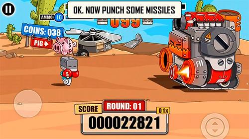 Arcade-Spiele Endless boss fight für das Smartphone
