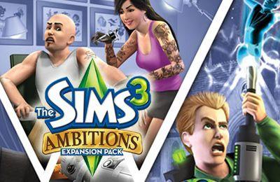 логотип Сімс 3: Кар'єра