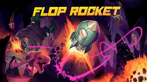 logo Flop Rakete